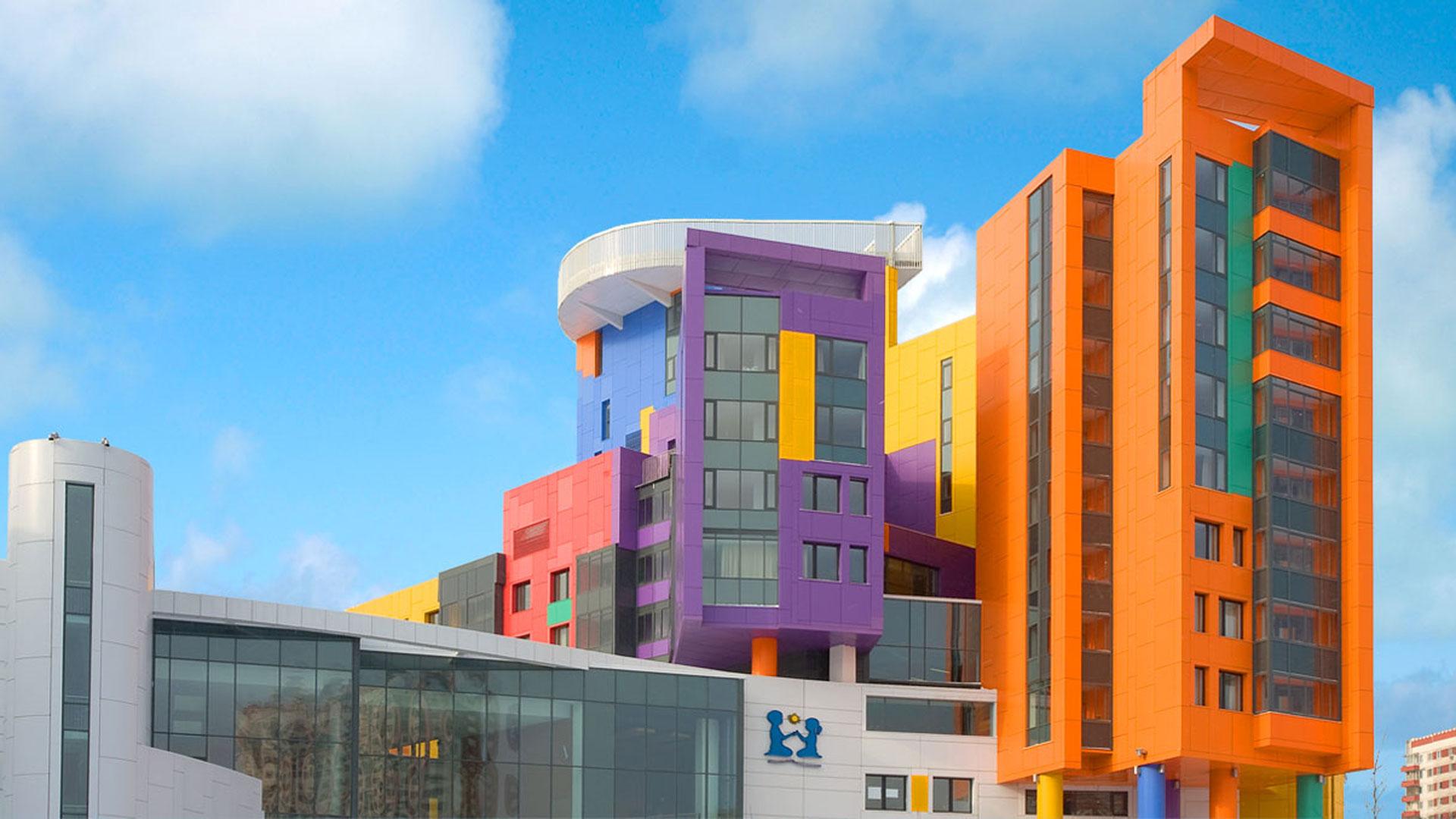Федеральный научно-клинический центр гематологии, онкологии и иммунологии